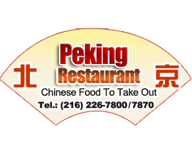 Peking Chinese Restaurant Lakewood Oh 44107 Menu Online Order